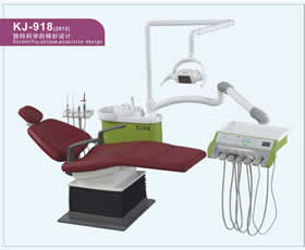 KJ-918(2012 type)Computerized Dental Unit