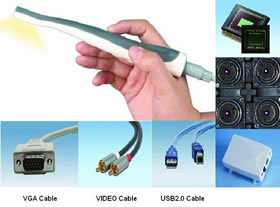 SDHD-USB+AV Cam Digital Intra Oral Camera