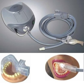 Dental Lighting Ejector