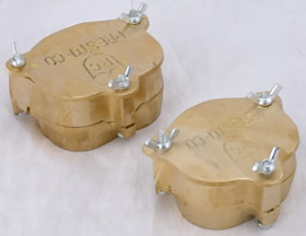 Copper Denture Moulding Box