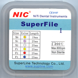 NiTi Engine Use Superfiles I