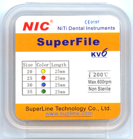 NiTi Engine Use Superfiles-KV6