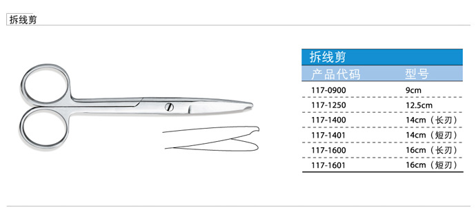 Suture Remove Pliers