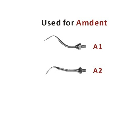 Scaler Tips for Amdent Scaler