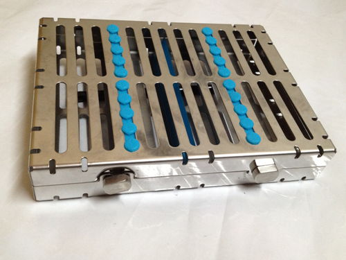 Dental Instruments Sterilizing Box