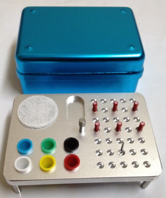 GP points + Endo Disinfection Box (big)