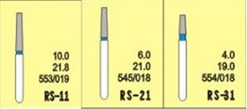 RS Diamond Dental Bur